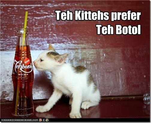 Teh Botol Lol