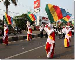A Parade Through Serang